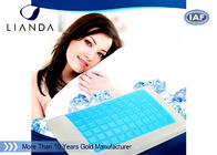 Reversible Cooling Gel Pillows with Stay Cool Blue Gel Top and Premium Memory Foam