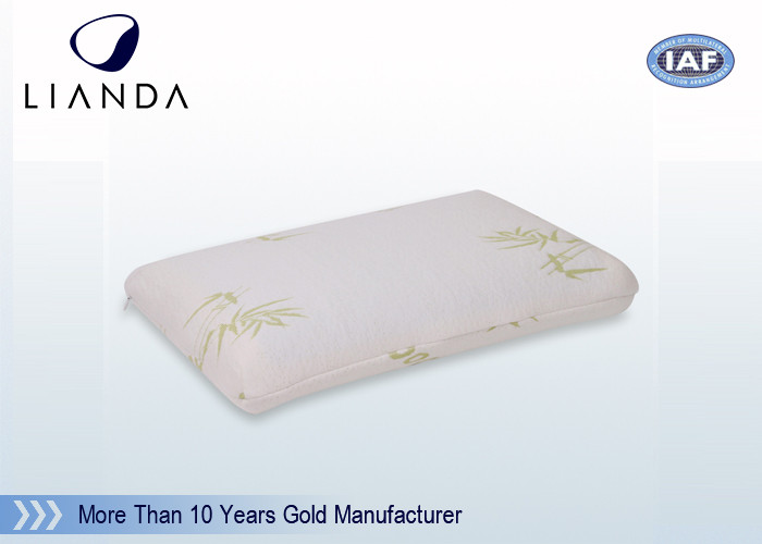 Dreaming Cooling Visco Gel Pillow 80 kg / m³ , Gel Pad Pillow REACH / ROHS