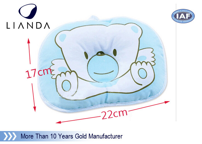 Travel Neck Baby Memory Foam Pillow To Prevent Flat Head For Children Gift