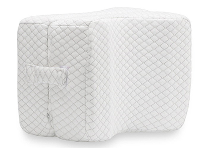 Pain Relieve Foldable Comfort memory foam leg pillow With Soft Washable Cover